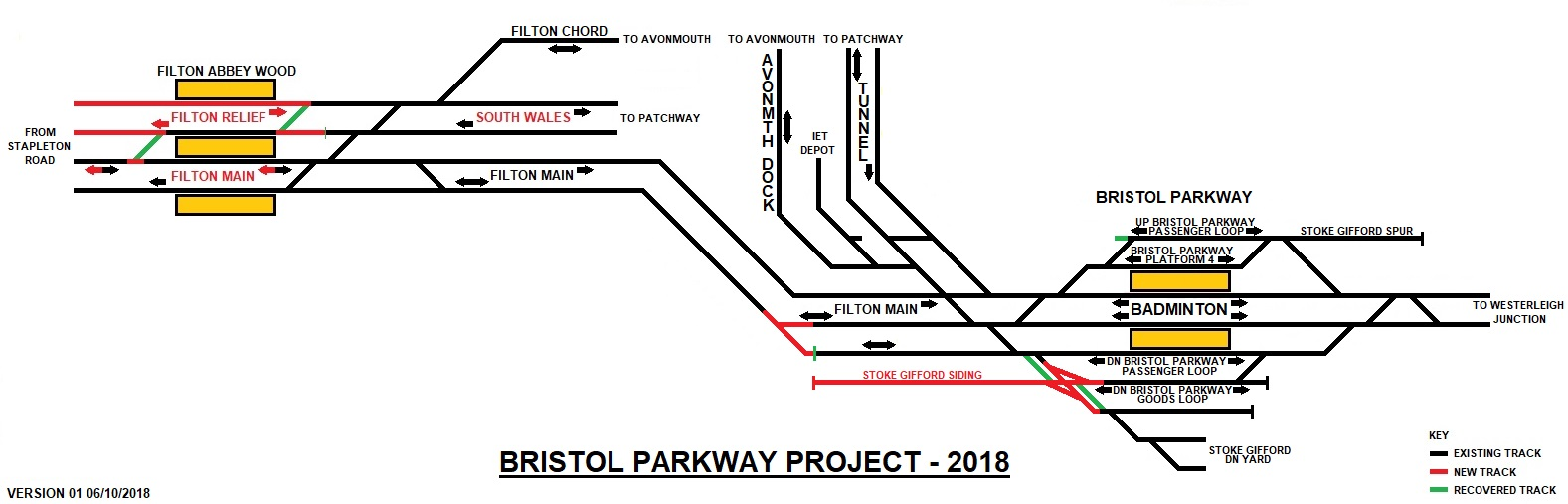 a8e6e4318 Print Page - Four track for Filton Bank - ongoing discussion